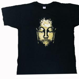 Buddha T-shirt Rubber Print