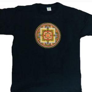 Mandala Print T-Shirt